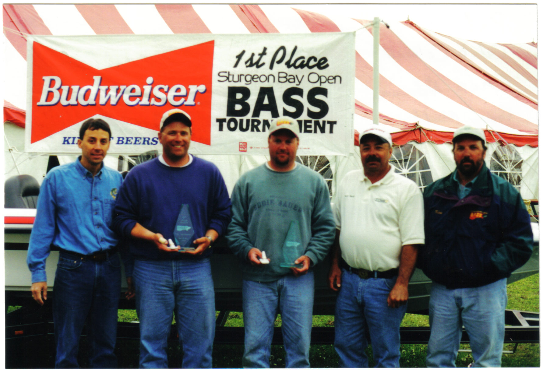 10th Annual Sturgeon Bay Open Bass Tournament