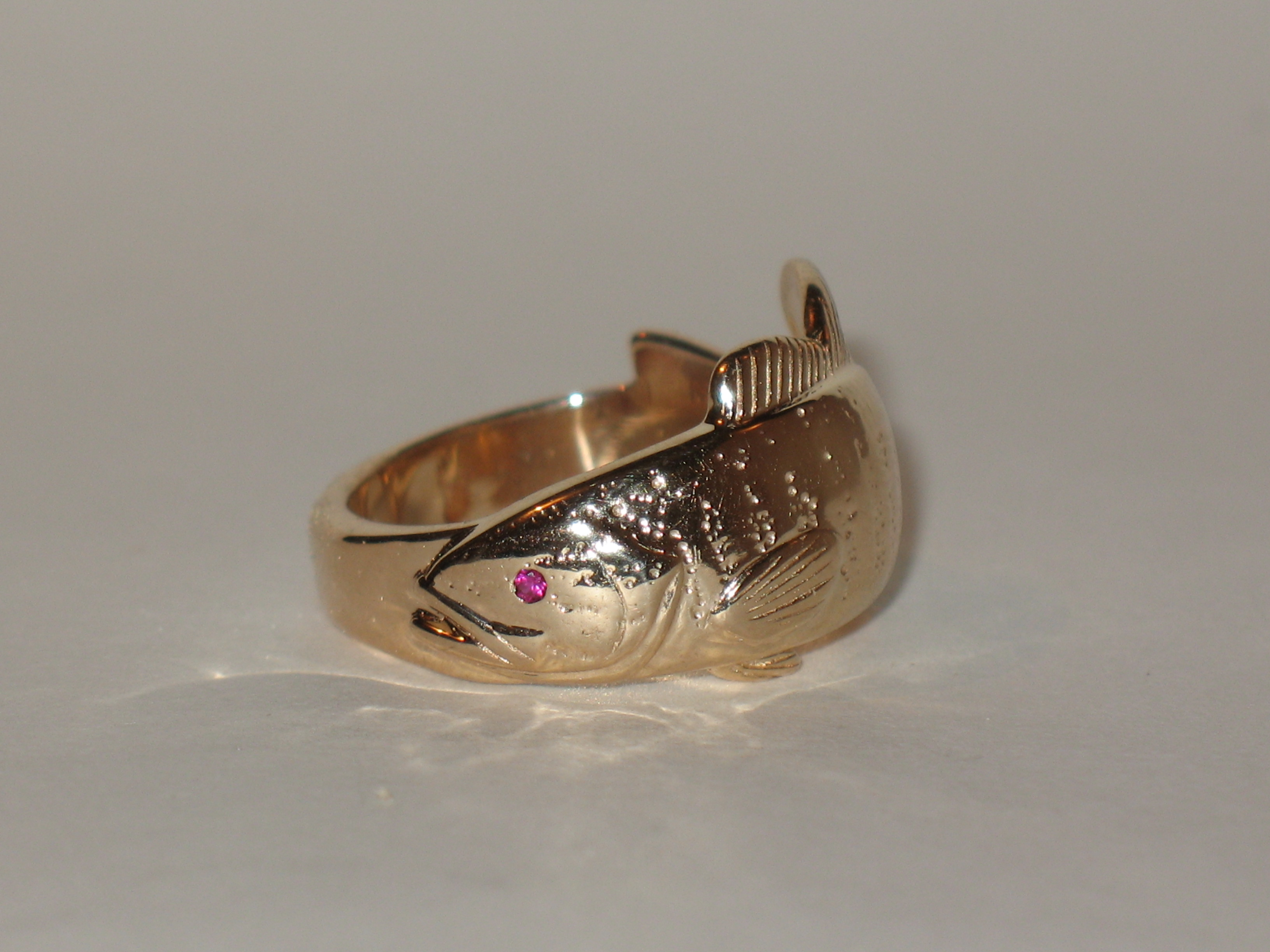 Smallmouth Bass Ring